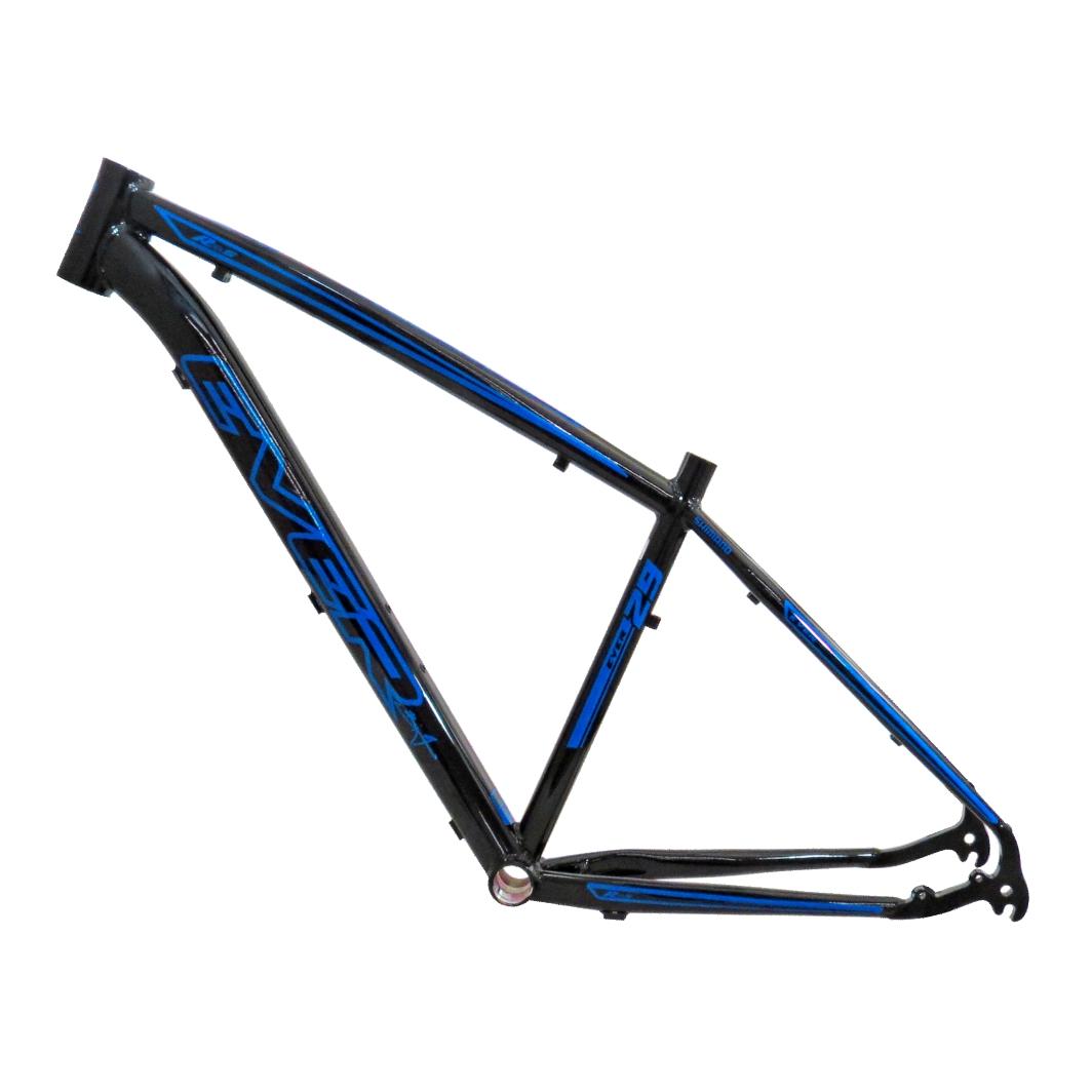 Quadro 29 Aluminio Rg-119 Preto/Azul