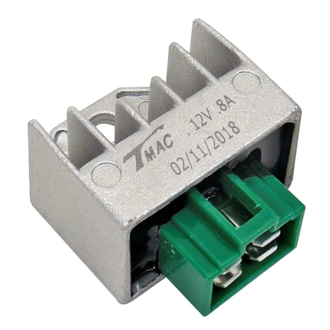 Regulador Retificador TITAN 150 04-8/NXR 150 6-8