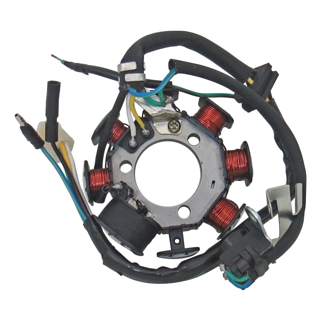 Estator Magneto Completo TITAN 125 02/XLR125 1-2
