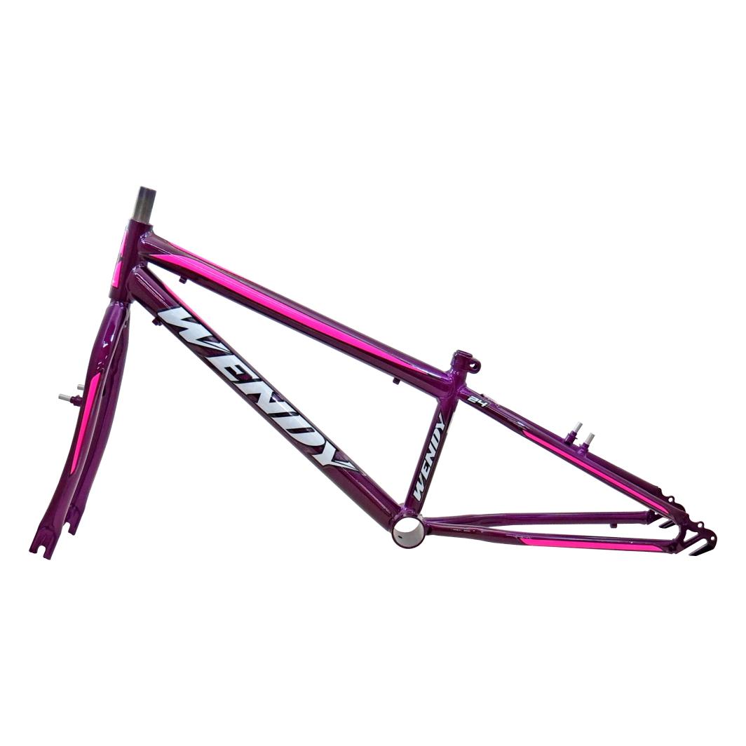 Kit 24 Rebaixado Violeta C/Pivo
