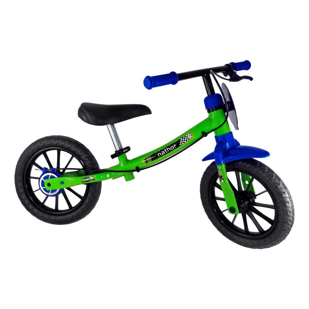 Balance Bike Verde Masculino