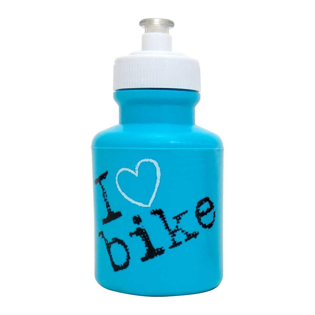 Caramanhola Baby 300ml Azul I Love Bike