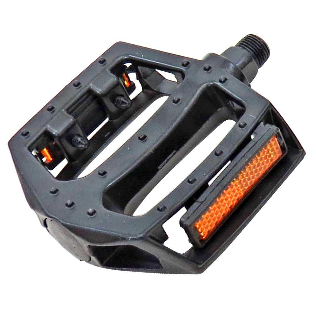 Pedal C/Esfera Inglês Aluminio BMX Preto
